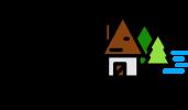 Dom na skraju lasu Logo