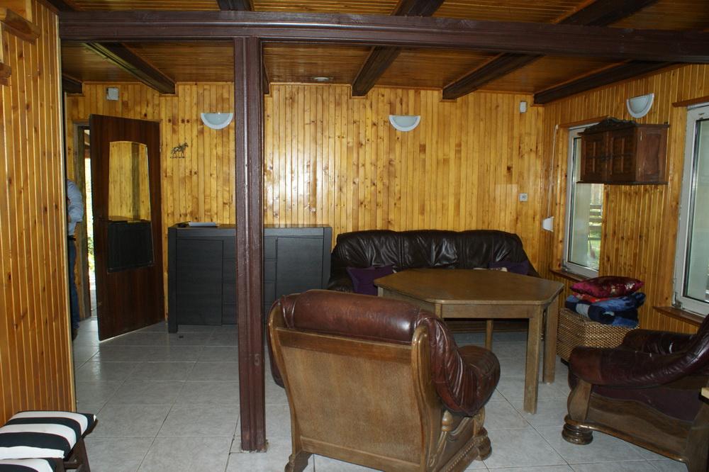 Salon na parterze